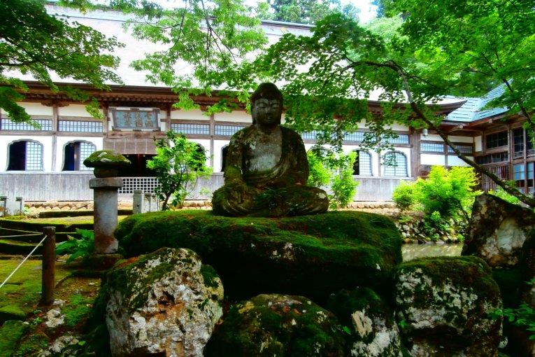 Untoan Temple in Minami-Uonuma