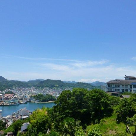 Senkoji Sanso Hotel, Onomichi