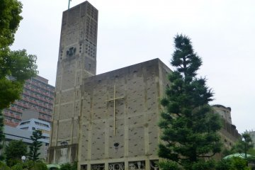 Memorial Cathedral for World Peace in Hiroshima City