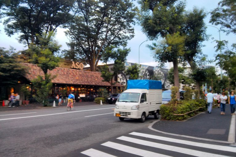 最愛的東京角落。代官山蔦屋書局