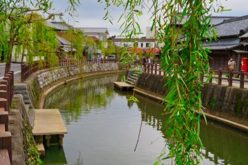 Onogawa River, Sawara (Katori City)