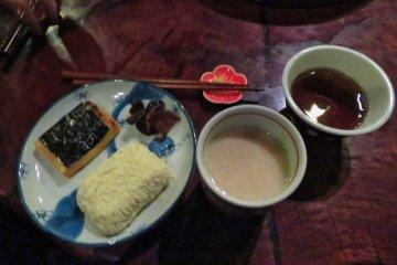 Amazake-chaya Cafe