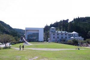 Anpanman Museum grounds