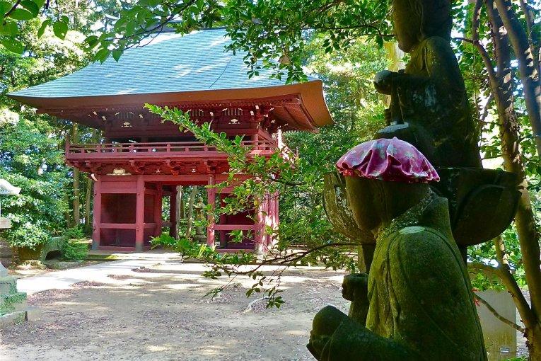 Zushi Jinmu-ji Temple