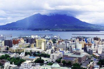 Kagoshima on a JR Kyushu Bus Tour