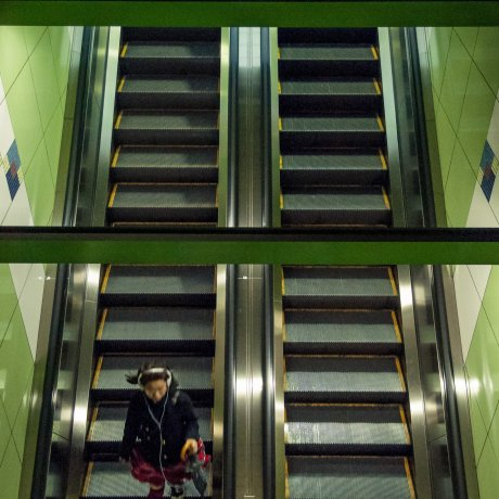Sumiyoshi Tokyo Metro Station