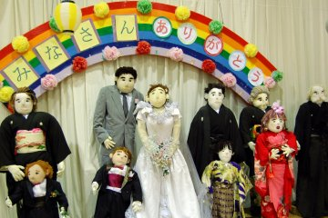 They even celebrate weddings