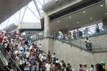 Comiket 84 Day 1