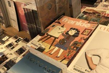 ¡Revistas para todos! Estas son unas de mis favoritas que se importan desde Australia.