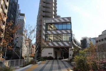 Path to Shibuya Bridge