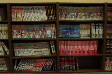 Mangas to read