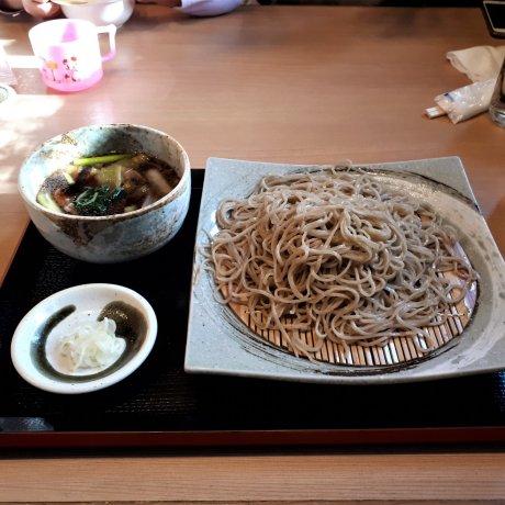 Nhà hàng mì Te Uchi Soba Omura