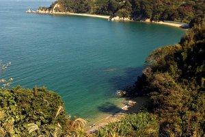 Изолированные пляжи