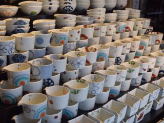 If you need new plates, cups or porcelain wares this is your town