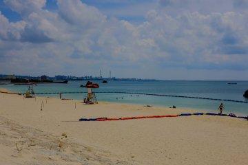 Công viên và bãi biển Araha, Okinawa