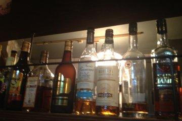 So many varieties of rum