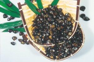 Coquillages shijimi, que l'on consomme très souvent sous forme de soupe ou de bouillon.