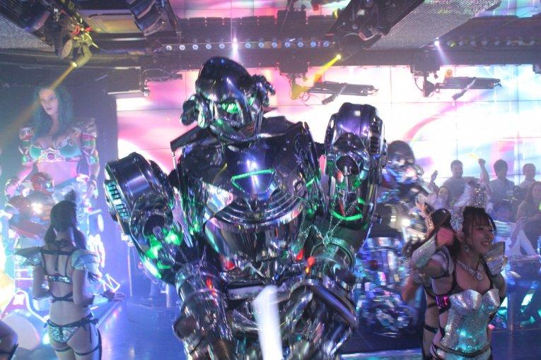 로봇 식당