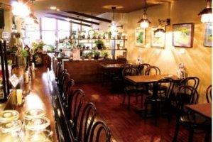 Inside Café Kadan