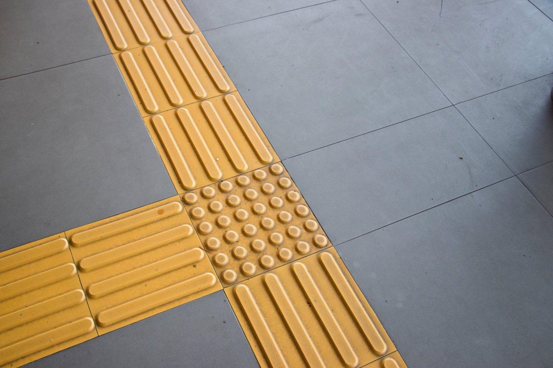 Bloques Amarillos de Braille