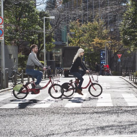 Cycle Shinagawa