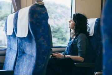 Seeing Japan Through a Train Window