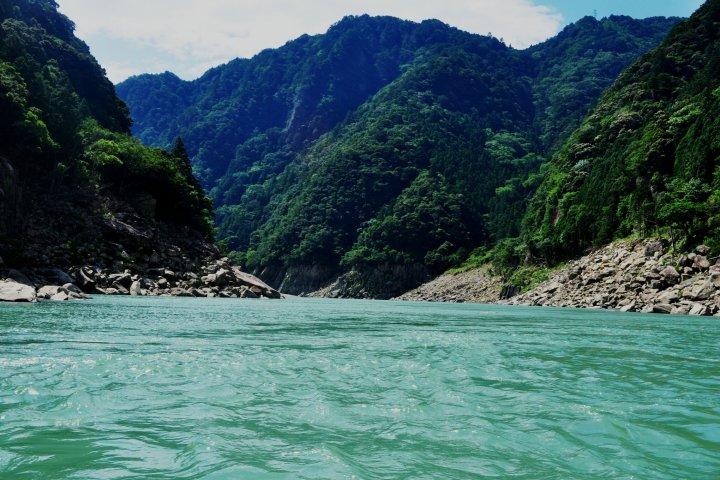 Kumano River Boots Tour