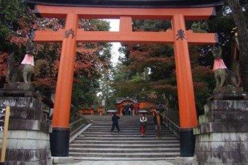 京都千鸟居