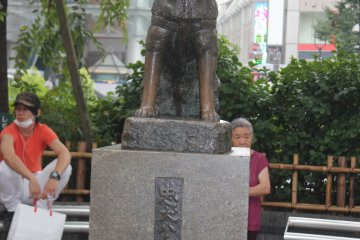 Shibuya, Land of the Youth