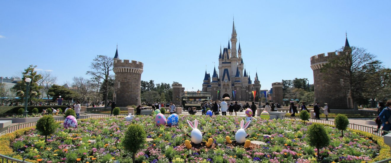 Easter has arrived at Disney!