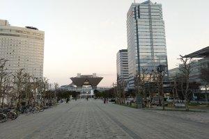 Tokyo Big Sight & Ariake