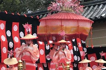 Hanezu Odori Dance Festival