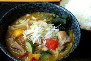 Yummy Green Curry