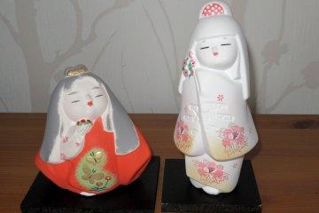 Куклы Хаката нингё