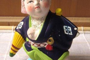 Кукла хаката 1950-х годов