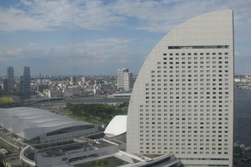 Отель InterContinental Yokohama Grand