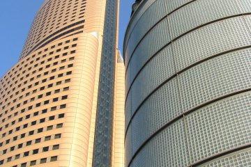 Высотное здание в Хамамацу