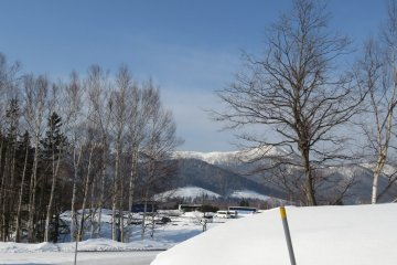 Tomamu Snow Ski and Snowboard Resort