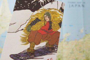 Ski like a Samurai in Hokkaido