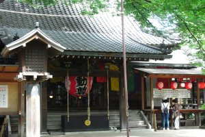 Todoroki Fudo Temple