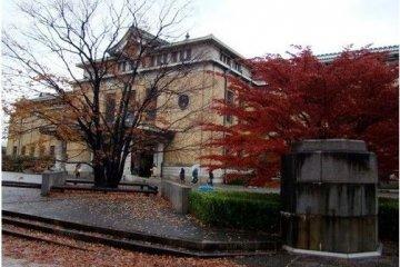 绝美的京都博物馆