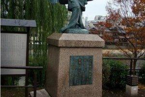 歌舞伎之祖阿国像
