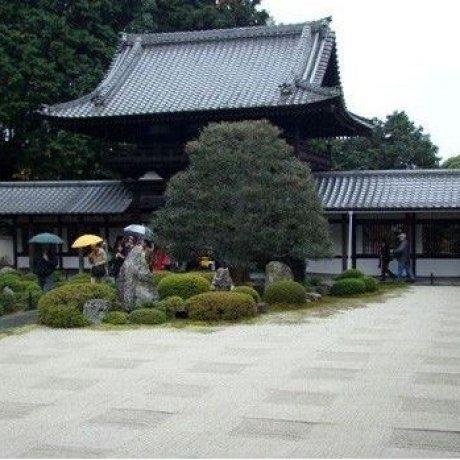 东福寺之日式庭院