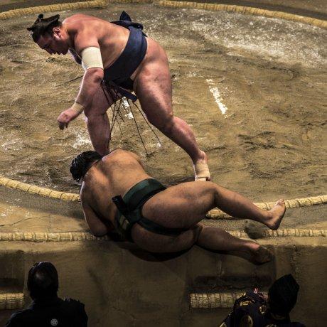 Nagoya Grand Sumo July Tournament