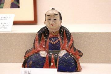 Tsutsumi ningyo (doll)