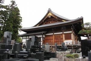 Zenshiji temple