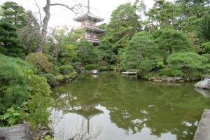 Rinnoji garden