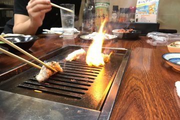 Kumagaya - Local Foods and Cuisine