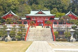 Orihime shrine
