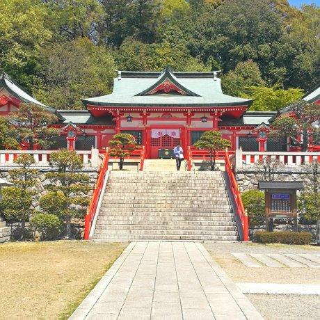 Ashikaga Orihime Shrine